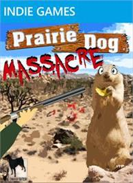 Box cover for Prairie Dog Massacre on the Microsoft Xbox Live Arcade.
