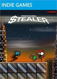 Box cover for Professional $tealer on the Microsoft Xbox Live Arcade.