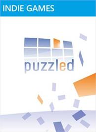 Box cover for Puzzled on the Microsoft Xbox Live Arcade.