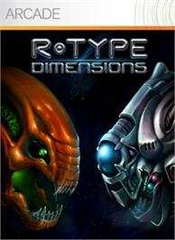 Box cover for R-Type Dimensions on the Microsoft Xbox Live Arcade.
