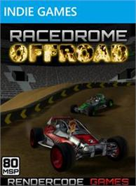 Box cover for Racedrome Offroad on the Microsoft Xbox Live Arcade.