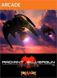 Box cover for Radiant Silvergun on the Microsoft Xbox Live Arcade.