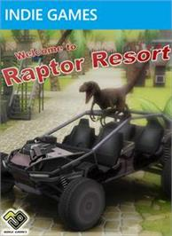Box cover for Raptor Resort on the Microsoft Xbox Live Arcade.