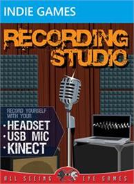 Box cover for Recording Studio on the Microsoft Xbox Live Arcade.
