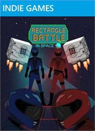 Box cover for Rectangle Battle on the Microsoft Xbox Live Arcade.