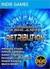 Box cover for Retribution on the Microsoft Xbox Live Arcade.