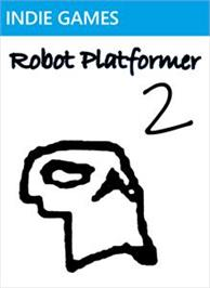 Box cover for Robot Platformer 2 on the Microsoft Xbox Live Arcade.