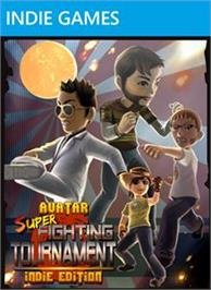 Box cover for S. Avatar Fighting Tournament on the Microsoft Xbox Live Arcade.