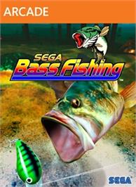 Box cover for SEGA Bass Fishing on the Microsoft Xbox Live Arcade.