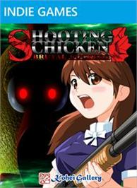 Box cover for SHOOTING CHICKEN BrutalSuckers on the Microsoft Xbox Live Arcade.