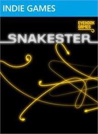 Box cover for SNAKESTER on the Microsoft Xbox Live Arcade.