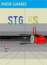 Box cover for STG VS on the Microsoft Xbox Live Arcade.