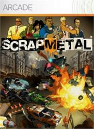 Box cover for Scrap Metal on the Microsoft Xbox Live Arcade.