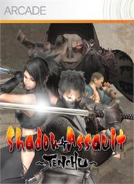 Box cover for Shadow Assault/Tenchu on the Microsoft Xbox Live Arcade.
