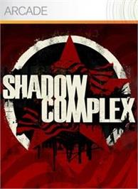 Box cover for Shadow Complex on the Microsoft Xbox Live Arcade.