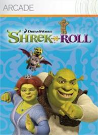 Box cover for Shrek-n-Roll on the Microsoft Xbox Live Arcade.