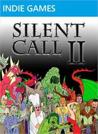 Box cover for Silent Call 2 on the Microsoft Xbox Live Arcade.