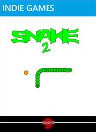 Box cover for Snake 2 on the Microsoft Xbox Live Arcade.