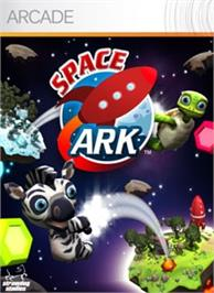 Box cover for Space Ark on the Microsoft Xbox Live Arcade.