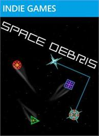 Box cover for Space Debris on the Microsoft Xbox Live Arcade.
