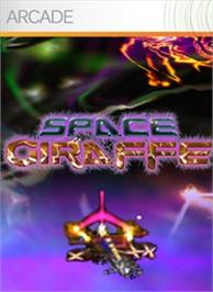 Box cover for Space Giraffe on the Microsoft Xbox Live Arcade.