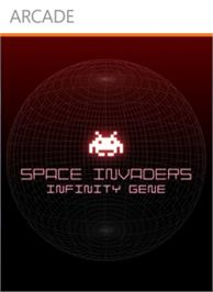 Box cover for Space Invaders: IG on the Microsoft Xbox Live Arcade.