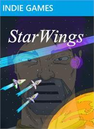 Box cover for StarWings on the Microsoft Xbox Live Arcade.