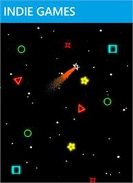 Box cover for Star Defender on the Microsoft Xbox Live Arcade.