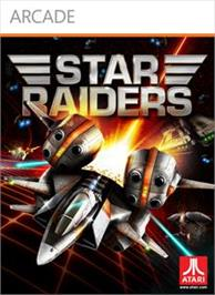Box cover for Star Raiders on the Microsoft Xbox Live Arcade.
