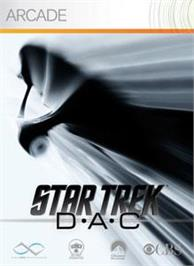 Box cover for Star Trek: D·A·C on the Microsoft Xbox Live Arcade.