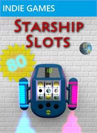 Box cover for Starship Slots on the Microsoft Xbox Live Arcade.