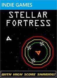 Box cover for Stellar Fortress on the Microsoft Xbox Live Arcade.
