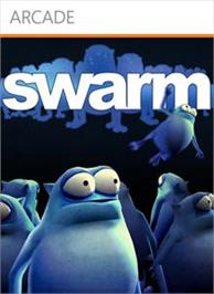 Box cover for Swarm on the Microsoft Xbox Live Arcade.