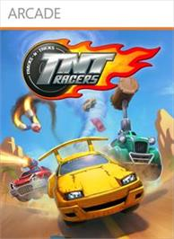 Box cover for TNT Racers on the Microsoft Xbox Live Arcade.