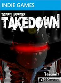 Box cover for Takedown! on the Microsoft Xbox Live Arcade.