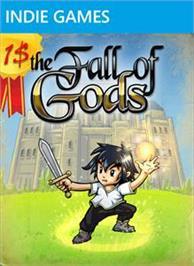Box cover for The Fall of Gods on the Microsoft Xbox Live Arcade.