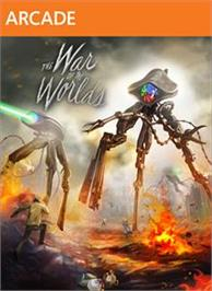 Box cover for The War of the Worlds on the Microsoft Xbox Live Arcade.