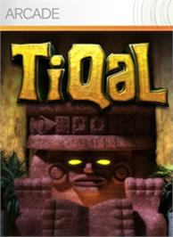 Box cover for TiQal on the Microsoft Xbox Live Arcade.