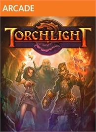 Box cover for Torchlight on the Microsoft Xbox Live Arcade.