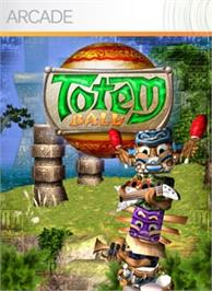 Box cover for TotemBall on the Microsoft Xbox Live Arcade.