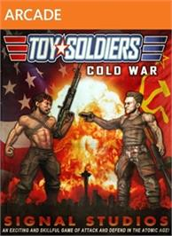 Box cover for Toy Soldiers: Cold War on the Microsoft Xbox Live Arcade.