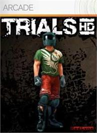 Box cover for Trials HD on the Microsoft Xbox Live Arcade.