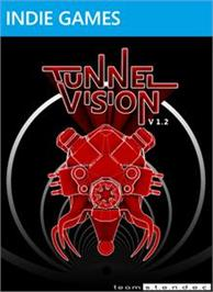 Box cover for Tunnelvision on the Microsoft Xbox Live Arcade.