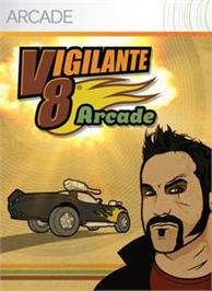 Box cover for Vigilante 8 Arcade on the Microsoft Xbox Live Arcade.