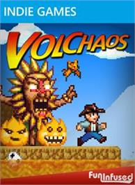 Box cover for VolChaos on the Microsoft Xbox Live Arcade.