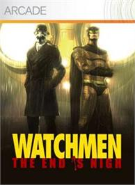 Box cover for WATCHMEN on the Microsoft Xbox Live Arcade.