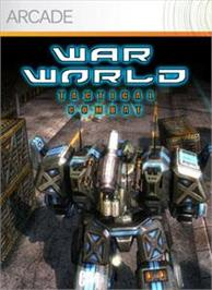 Box cover for War World on the Microsoft Xbox Live Arcade.
