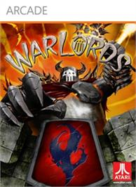 Box cover for Warlords on the Microsoft Xbox Live Arcade.