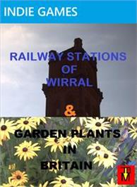 Box cover for Wirral Railway & Garden Plants on the Microsoft Xbox Live Arcade.