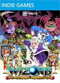 Box cover for Wizorb on the Microsoft Xbox Live Arcade.
